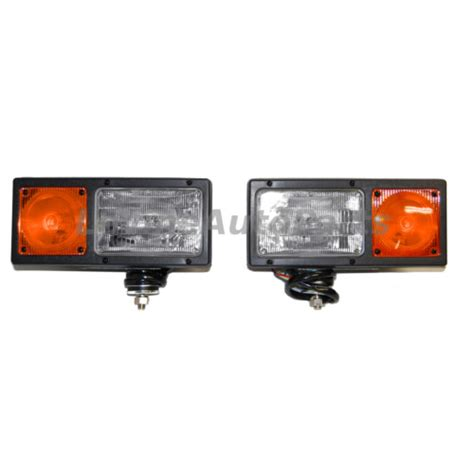 Snow Plow Lights Images