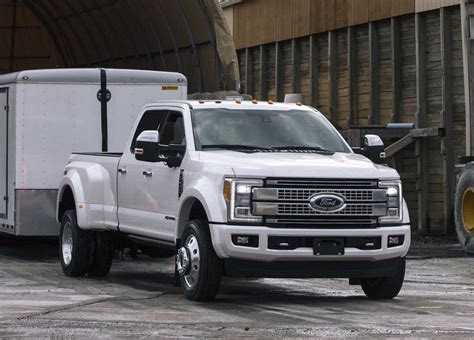 Ford F 450 2017 Ford F 450 Duty Overview Cargurus