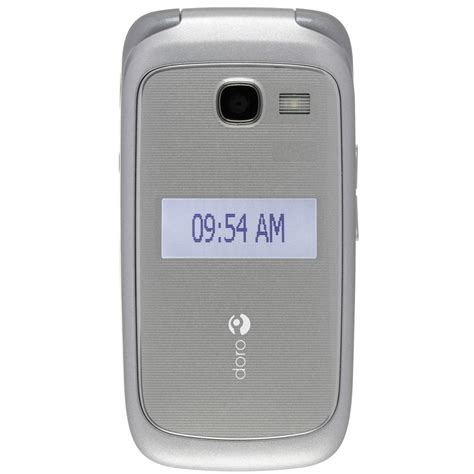 consumer cellular doro 618 senior friendly cell phone