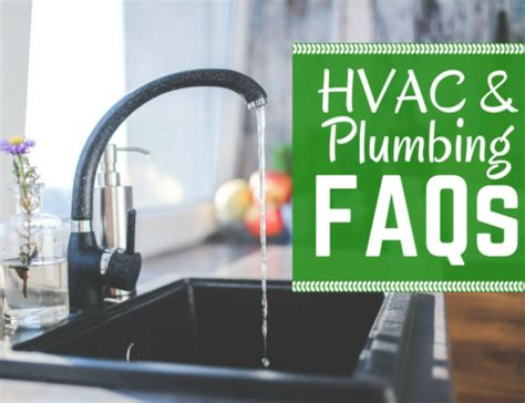 Plumbing Faq by Hvac Archives D D Plumbing Heating Air Conditioning
