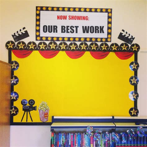 biological themes in film class my hollywood themed classroom display educational