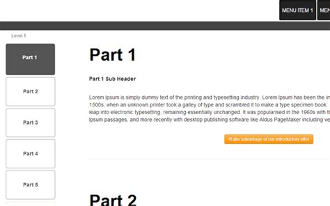 responsive layout in bootstrap 30 free bootstrap code exles for web developers