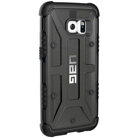 Uag Samsung Galaxy S7 Trooper Card Black Black cell phone cases wearable smartphone accessories hiloplace