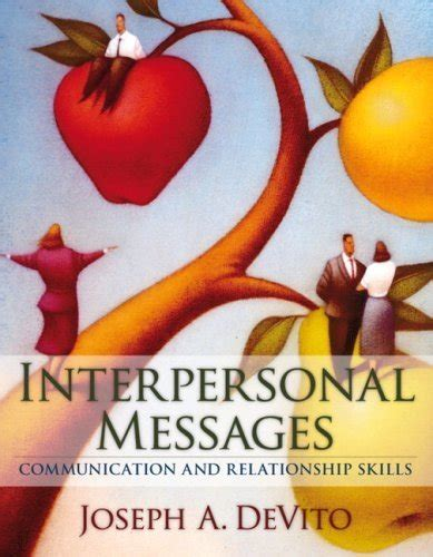 interpersonal messages communication and relationship 2nd edition ebook interpersonal messages joseph a devito pdf