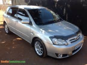 Used Cars For Sale Around Pta 2005 Toyota Runx Rsi 180i Used Car For Sale In Pretoria