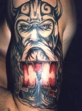 viking longboat tattoo become stylish with amazing viking tattoos