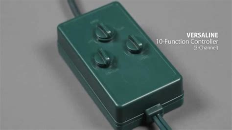 high power 10 function controller for led christmas lights