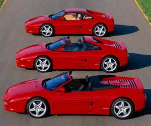 F355 Price 1994 F355 Berlinetta Specifications Photo