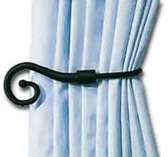 how high to hang curtain holdbacks 1000 images about curtain holdbacks on pinterest