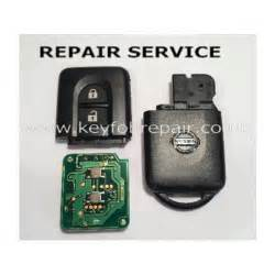 Nissan Micra Key Fob Battery Nissan 2 Button Almera Micra X Trail Primera Etc Keyfob