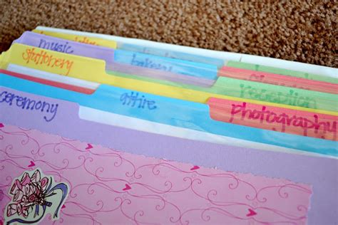 diy wedding binder templates particularly practically pretty 2012 year in review 3p diy