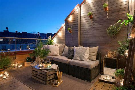 schöne feuerstellen idee boden terrasse
