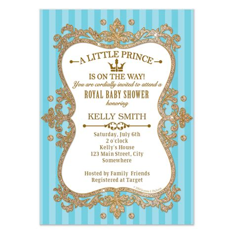 royal invitation template royal baby shower invitations cards on pingg