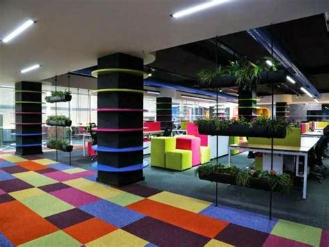 Creative Office Space Ideas by Table Room Designs Creative Office Space Design Interior