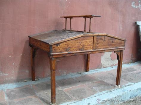 escritorios antiguos en venta antiguo doble escritorio industrial de oficios comprar