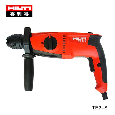 Bor Hilti Te 2 hilti hammer hilti te2 s multifunction drill impact drill professional drilling tile decoration