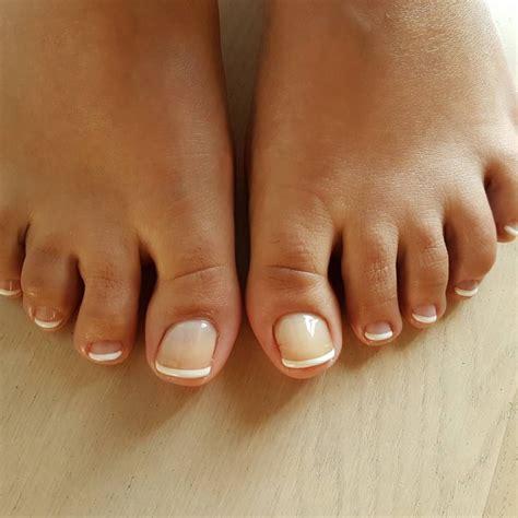 White Tip Toe Nail Designs 44 toe nail designs ideas design trends premium