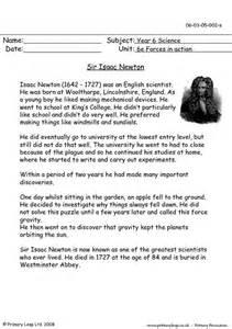 primaryleap co uk sir isaac newton worksheet