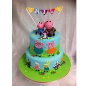 Tortas Decoradas De Peppa Pig La Cerdita Ideas Y Decoraci&243n