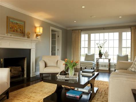 Transitional Living Room With Fireplace Light Bright Transitional Home Makeover Blanche Garcia