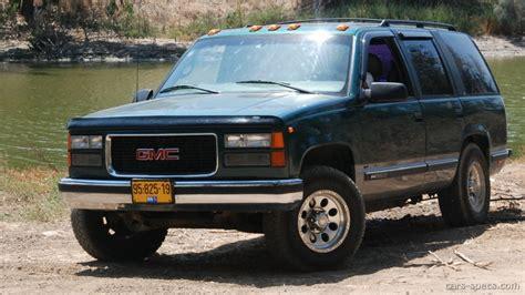 how it works cars 1994 gmc rally wagon 2500 auto manual 1994 gmc rally wagon information and photos zombiedrive