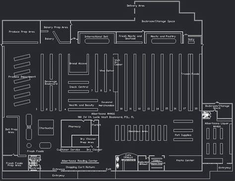 kroger layout strategy photo kroger floor plan images job interior design