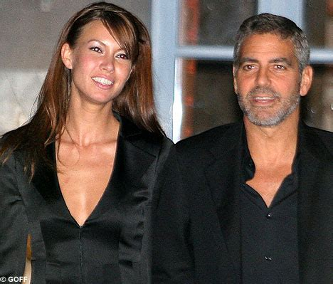 And George Clooney Might Be Dating by George Clooney With Photos 2012