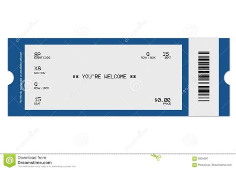 sport ticket template sports ticket template