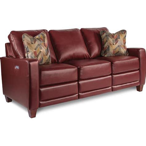 la z boy reclining sofa la z boy makenna duo power reclining sofa with usb