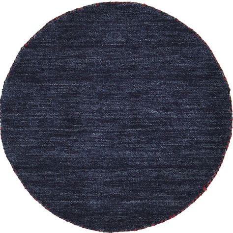 Solid Navy Blue Area Rug Navy Blue 70cm X 70cm Solid Gabbeh Rug Area Rugs Au Rugs