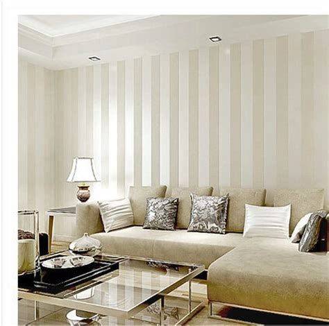 Striped Wallpaper Living Room Ideas by Striped Wallpaper Roll Modern Vertical Stripe Wall Paper Living Room Bedroom Tv Background Wall