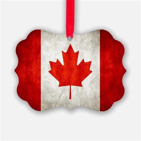 canada flag ornaments 1000s of canada flag ornament designs