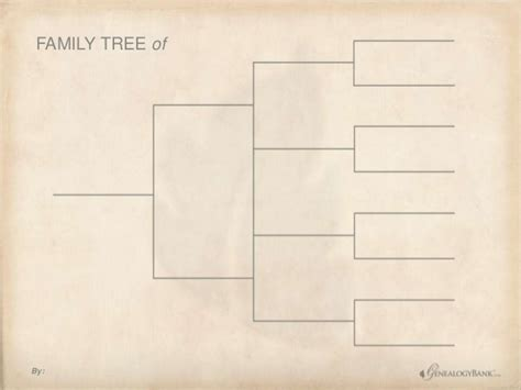 free family tree template printable family tree template family tree chart template free