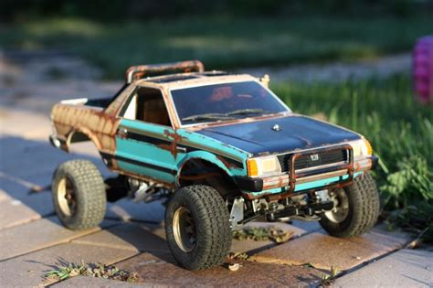 tamiya subaru brat 9 best images about great rc paint jobs on pinterest
