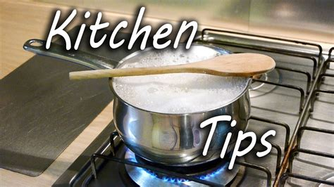 Kitchen Tips | useful kitchen tips and tricks to make cooking a little