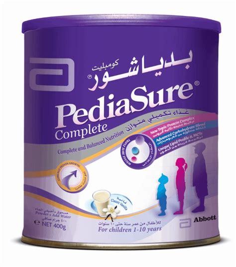 Formula Pediasure Pediasure With High Protein And Complete Pediatric Formula