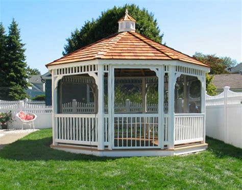 gazebo cupola vinyl single roof octagon gazebos gazebos by style