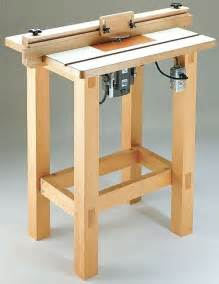 router table plan build your own router table for eric