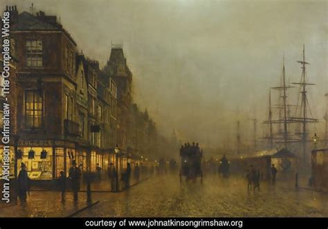 house painters liverpool john atkinson grimshaw the complete works liverpool