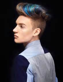 mens colored 15 hair colors for mens hairstyles 2017