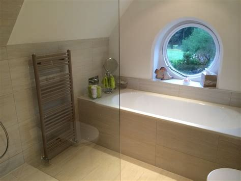 bathroom set at build it options 104 feature built in ended luxury bath modern bathroom berkshire by