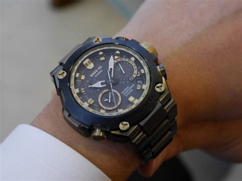 the most expensive g shock mrg g1000rt 1a g