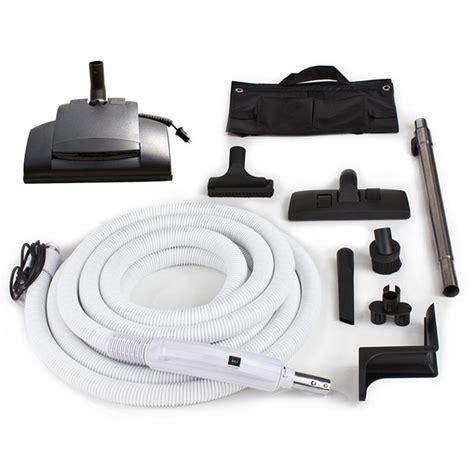 High End Kitchen Faucets Brands prolux 30 ft central vacuum hose kit with vessel werk