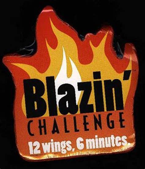 buffalo wings blazin challenge quot peeping quot www tom lawlor net buffalo wings blazin