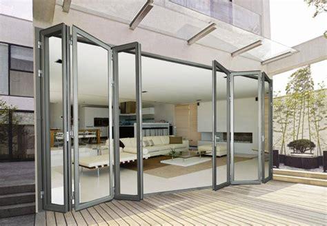 Alaform Aluminum Bi Folding Door Systems Alaform Folding Glass Door