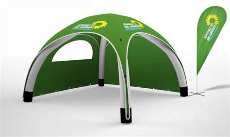 pavillon 4 x 5 meter aufblasbarer pavillon 5x5 typ air dome richtet sich selbst