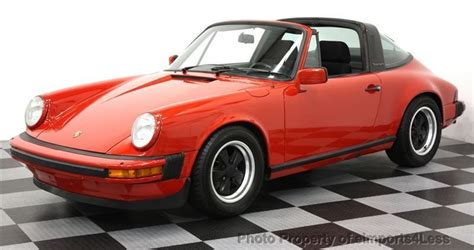 porsche targa 1980 1980 used porsche 911 sc targa at eimports4less serving
