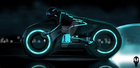 Tron Legacy Motorrad by Tron Legacy Light Bike By Danielellyot On Deviantart