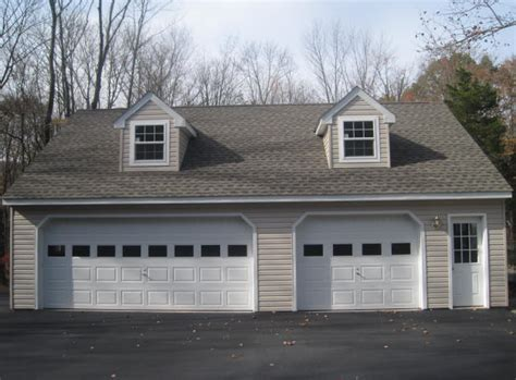 how to build a car garage stick built garages