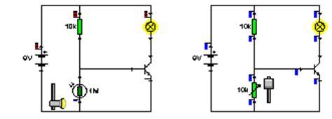 transistor pnp corte y saturacion he aqu 237 dos ejemplos de circuitos con transistores en corte